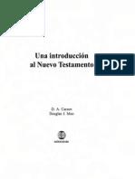 D.A Carson -   - Introd. NT