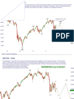 Sp500 Update 23oct11