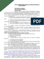 Consolidação Normativa Da Corrregedoria Geral Da Justiça RJ
