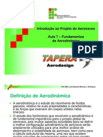 Aerodinãmica1