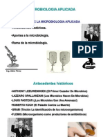Microbiologia Bloque II Tema 1