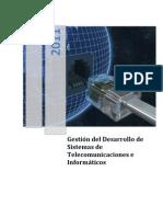 Gestion Del Desarrollo de Sistemas de Telecomunicaciones e cos Tema1-2-3