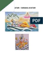 Dash Avatar Varaha JAN 2011