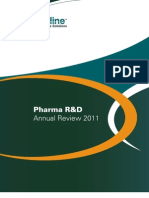 Citeline Pharma RD Annual Review 2011