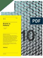 Method 10x10 Brand as Patterns