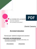 La Cocina de La Escritura - Daniel Cassany