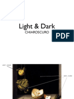 Lighting_Principles of Chiaroscuro