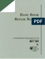 Book Repair Manual