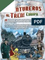 Aventureros Al Tren Reglas Europa (1)