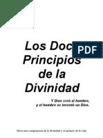 Los 12 Principios de La Divinidad