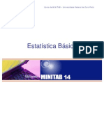 4 - Estatística Básica - minitab