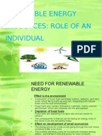 Renewable Energy12