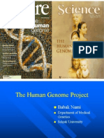 The Human Genome Project-Babak Nami