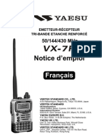 Yaesu VX7R