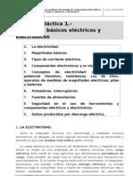 UD 1-Elementos básicos eléctricos y electrónicos