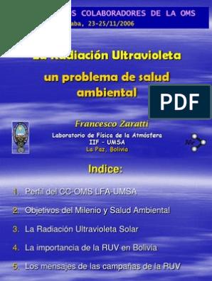 importancia de la salud ambiental pdf