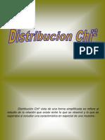 Distribucion Chi2
