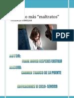 Monografia Violencia Familiar