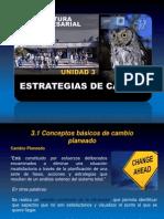 Cultura empresarial - Unidad 3 - Planeación Estratégica