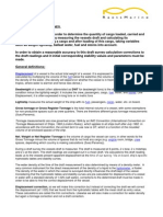 Draft Survey Guidelines,January,2010