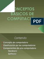 COMPUTACION BÁSICA