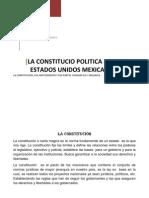 constitucion politica de los estados unidos de mexico