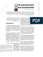 ion a Los Procesos Proyectuales