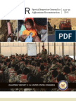 SIGAR Quarterly Report to Congress July 2011