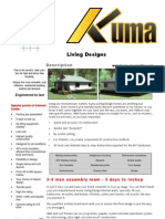 Living Design 4p Brochure