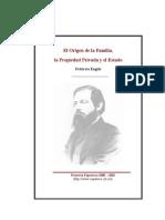Federico Engels - El Origen de La Familia, La Propiedad Privada y El Estado