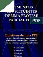 Elementos Constituintes Das PPF