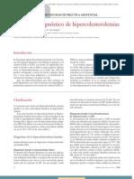 02.064 Protocolo diagnóstico de hipercolesterolemias