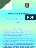 Fisiologia Del Aprendizaje y La Memoria