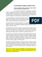 Articulo Revista El Camionero