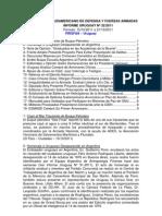 Informe Uruguay 32-2011