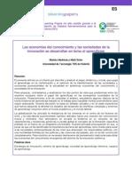 33612351 Las Economias Del Conocimiento y Las Sociedades de La Innovacion Se Desarrollan en Torno Al Aprendizaje