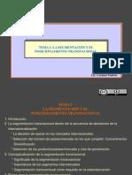 segmentacion transnacional