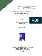 Paper Knowledge Management Rizkiria Rn