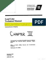 Uscg Loadline Technical Manual