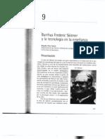 9 Burrhus Frederic Skinner y la tecnologia en la enseñanza