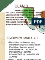 Band 1, 2, 3 - kump 3
