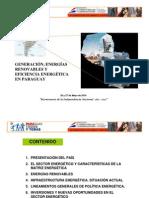 M Canese_Generacion Energ Renovables y Efic Energetic A en Paraguay