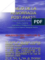 Hemorragia Post-parto Seminario 2)