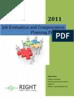 Job Eval and Compensation Planning -ExeQserve