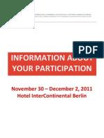 OEB2011 - Information Package