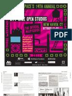 Citywide Open Studios New Haven 2011