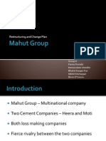 Mahut Group