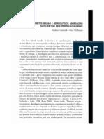 Introdução-Direitos Sexuais e Reprodutivos-Abordagens Participativas Em Experiencias Mundiais