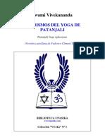 Swami Vivekananda - Aforismos Del Yoga de Patanjali