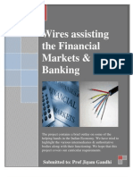 Wires Assisting Financial Markets & Banking - For Merge